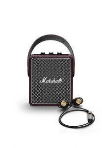 MARSHALL STOCKWELL II 藍牙喇叭 + MINOR II 入耳式藍牙耳機套裝