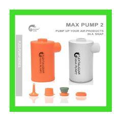 FLEXTAILGEAR - MAX PUMP 2 便攜式充氣抽氣兩用泵