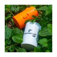 MaxPump2020eps FLEXTAILGEAR - MAXPUMP 2020EPS Portable Air Pump (White/Orange)