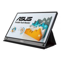 "ASUS ZenScree  Touch 15.6"" Full HD 可攜式觸控螢幕 IPS 10點觸控 MB16AMT"