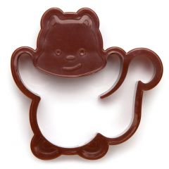 Monkey Business - Nutter Squirrel Shaped Cookie Cutter MB6753