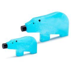 Monkey Business - Re-Freezable Ice Pack (Blue Bear Cub/Blue Bear Mom) MB6804-05