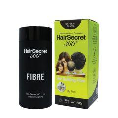 HairSecret 360 - 增髮纖維 單枝裝 - 自然黑色 MBL-HS-S-26G-NB