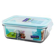 Glasslock 韓國製長形分隔式食物盒670毫升 MCRK-067