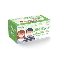 口罩工廠 - J99 納米中童口罩  (獨立包裝)