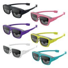 Mad Gaze - Glow Plus MR 擴增實境智能眼鏡 (6色選擇) MG102_all