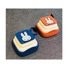 Miffy - SPX02W-T-OR night lamp+ wireless mobile charger 10000mAh (orange) MIF04O