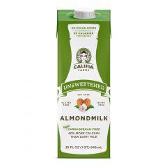 Califia Farms - Shelf Stable Unsweetened Almondmilk MIK7CA3C0015021659