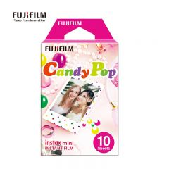 富士 Fujifilm - 即影即有Mini相紙 CandyPop 彩色點