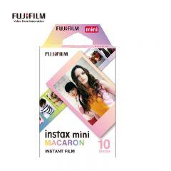 富士 Fujifilm - 即影即有Mini相紙 Macaron 馬卡龍
