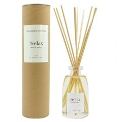 Ambientair - The Olphactory Fraganced Diffuser - White Musk 250ml MK250MBTO