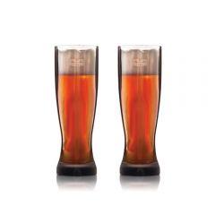 Mighty Mug - Barware 神奇不倒酒杯兩個套裝 Beer Pilsner MM-BarBeerPilsner