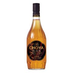 Choya - The Black Umeshu 720ml mm-W00358