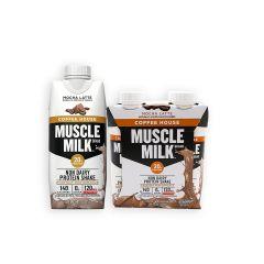 Muscle Milk 咖啡蛋白牛奶11Oz(摩卡拿鐵味) MMCRTDPRTDMCL11OZ