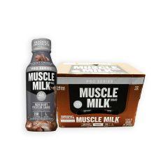 Muscle Milk Pro40 蛋白牛奶14Oz - 朱古力 MMPROPRTDKCHO14OZ
