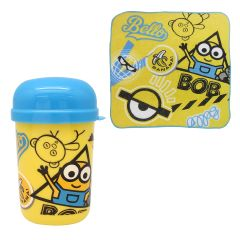 Minions - TOWEL CASE WITH TOWEL SET MNP12087