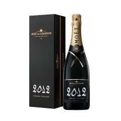 Moet & Chandon - Grand Vintage 2012 champagne with gift box 750ml (RP92) MOETC_2012