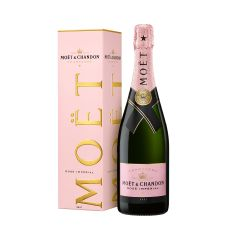 Moet & Chandon - Brut Rose Impérial with gift box 750ml (RP91) MOETC_ROSE
