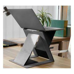 MOFT - MOFT Z The 4-in-1 invisible sit-stand laptop desk (4 colors:Grey/Black/Orange/Blue) MOFT Z