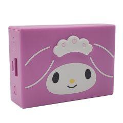 Sanrio - 6000mAh powerbank (My Melody) MONE_MMMINI6000