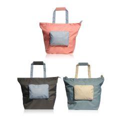MONOCOZZI - Bon Voyage | 摺疊旅行手提袋 (大) (3色)