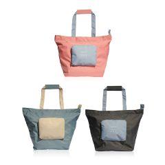 MONOCOZZI - Bon Voyage | 摺疊旅行手提袋 (小) (3色)
