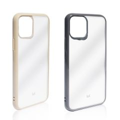 MONOCOZZI - LUCID Acrylic Back Cover with Hybrid TPU Bumper for iPhone 11 Pro Max (2 colors)