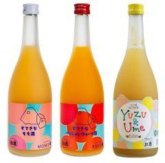 麻原酒造 - 熱情果酒 720ml x 1 支 MOOV-Asahara-PF