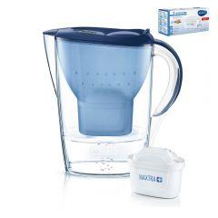 Moov-BTA-CB-P2 BRITA - Marella Cool 2.4L 濾水壺 (藍色) + 2件裝濾芯[一壺三芯套裝]