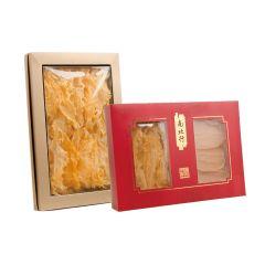 南北行 - 螺片連鱈魚膠禮盒 + 精選鱈魚膠禮盒