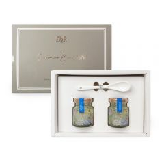 LHK Doux Cadeau - 濃縮龍牙白燕禮盒2支裝 (原味/冰糖)
