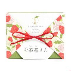 伊藤久右衛門 - 宇治抹茶草莓朱古力