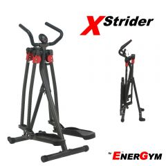 EnerGym X-Strider Elliptical Glider MOOV-FIT197