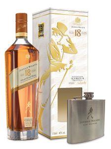 Johnnie Walker 18年 蘇格蘭威士忌 70cl x 1支(連酒壺一個) MOOV-JohnieW18-Set
