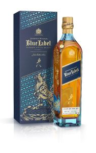 Johnnie Walker Blue Label Year of Ox 75cl x 1btl MOOV-JW-BLUE-OX