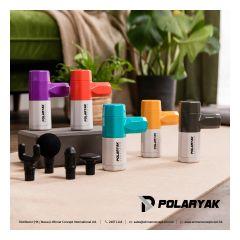 MOOV-Spectrum Polaryak  - Spectrum 小巧輕量級按摩槍 (5色選擇)