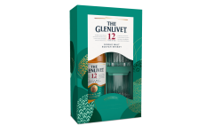 The Glenlivet 格蘭利威 Single Malt Scotch Whisky 套裝 (連2杯) MOOV-TG12-SET