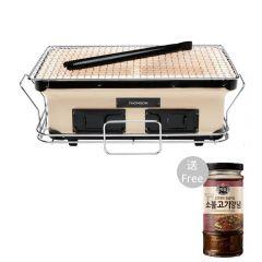 Thomson - 爐端燒燒烤爐 TM-HG6821 + 禮品 : CJ Beksul 烤牛肉汁 (韓國燒烤味) 290g MOOV-TM-HG6821_BBQ