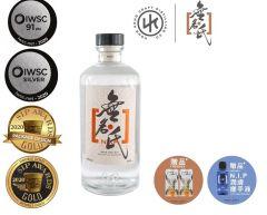 N.I.P - Handcrafted NIP Dry Gin 500ml [Made in HK]  WNIP00001