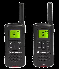 Motorola Solutions TALKABOUT T60 輕便型對講機 (雙機裝) (免牌照) - T60HTA