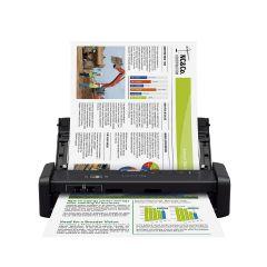 Epson WorkForce DS-360W WiFi Portable Document Scanner MR-DS360w