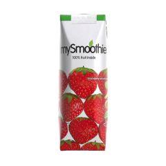 mySmoothie - 士多啤梨果汁250ml MS-005