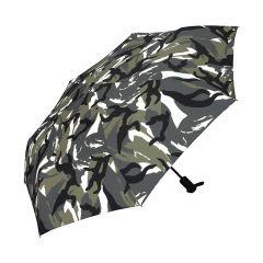 W.P.C. 日本防UV/防紫外線摺疊式自動開關摺雨傘 (Madara Mini) MSJ-055