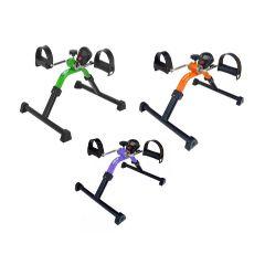 Aidapt -  愛意達 可摺疊腳踏復康單車(附有電子儀) (綠色 / 橙色 / 紫色)