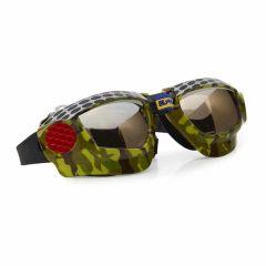 Bling2O - Swim Goggles - Mack Truck Camo - Dirt Racer Black MUD25173