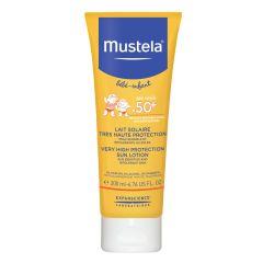 Mustela - Very High Protection Sun Lotion SPF50+ (200ml) Mustela_1541