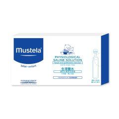 Mustela-Physiological Saline Solution (Eye & Nasal Drops) (5ml x 20 pcs) Mustela_3279
