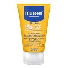 Mustela - Very High Protection Sun Lotion SPF50+ (100ml) Mustela_4390