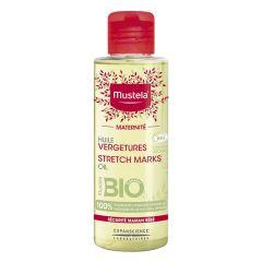 Mustela - Organic Stretch Marks Oil (105ml) Mustela_4535