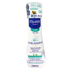 Mustela - Stelatopia Bath Oil (200ml) Mustela_9036